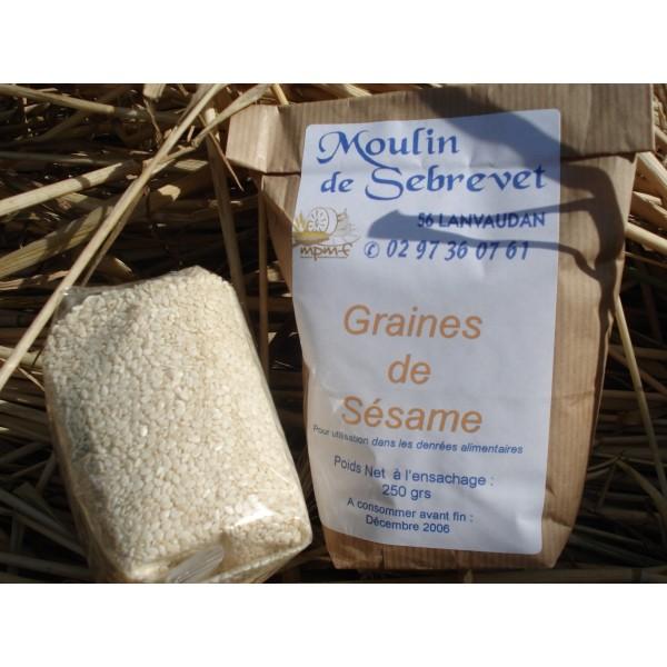 Graines de sésame 250 g