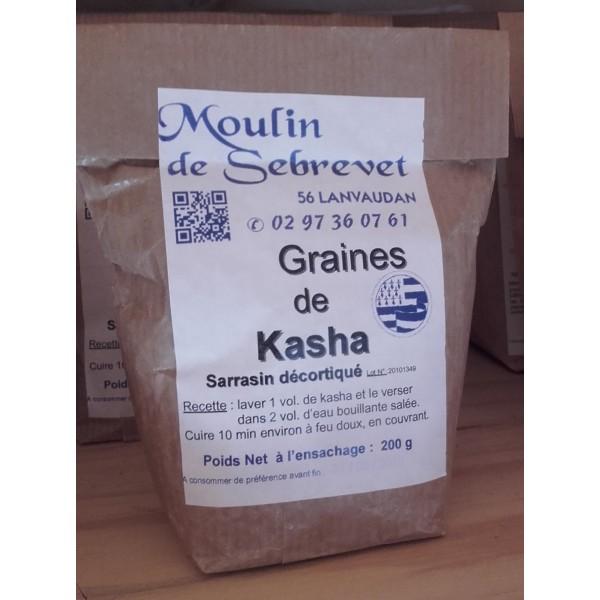 Graines de Kasha 400g