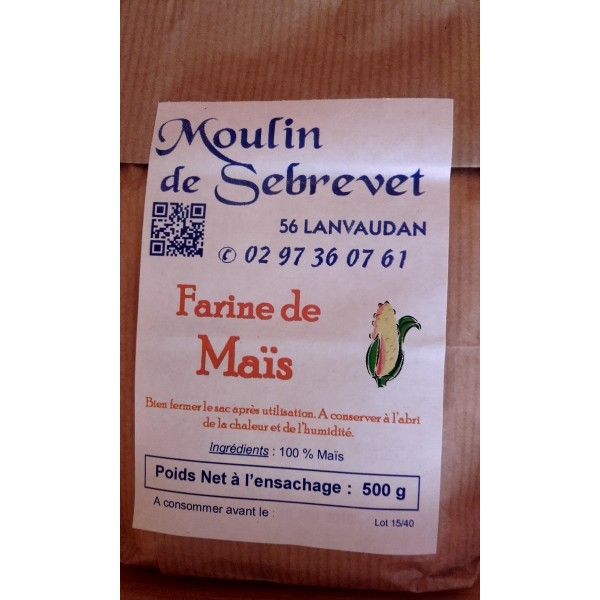 Farine de Maïs  500 g