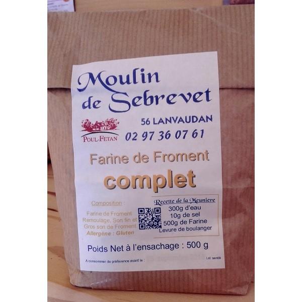 Farine Complète  500 g