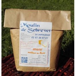Farine pour brioche moelleuse au beurre