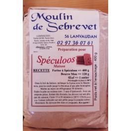 Préparation dessert - Spéculoos 400 g