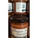 Confiture Banane Chocolat